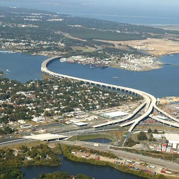 Pinners Point Interchange